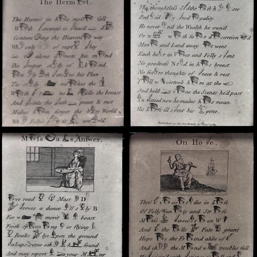 A Rare Set of Four George III