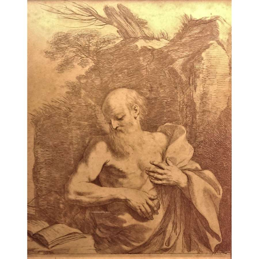 Francesco Bartolozzi, RA (1727–1815) after Guercino (1591-1666)