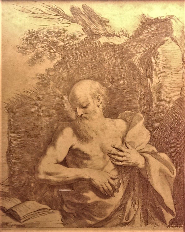 Francesco BARTOLOZZI, RA (1727–1815) after Guercino (1591-1666)