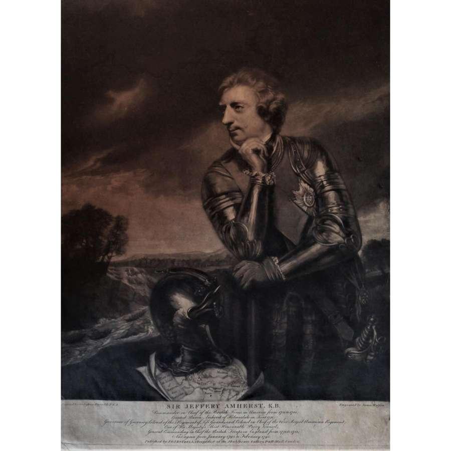 Sir Jeffrey Amherst, K.B. (1717-1797)