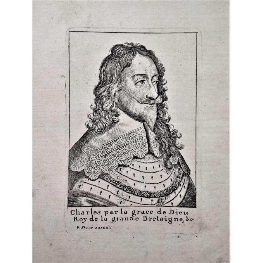 Peter Stent (1637-1665) after Wenceslaus Hollar (1607-1677)