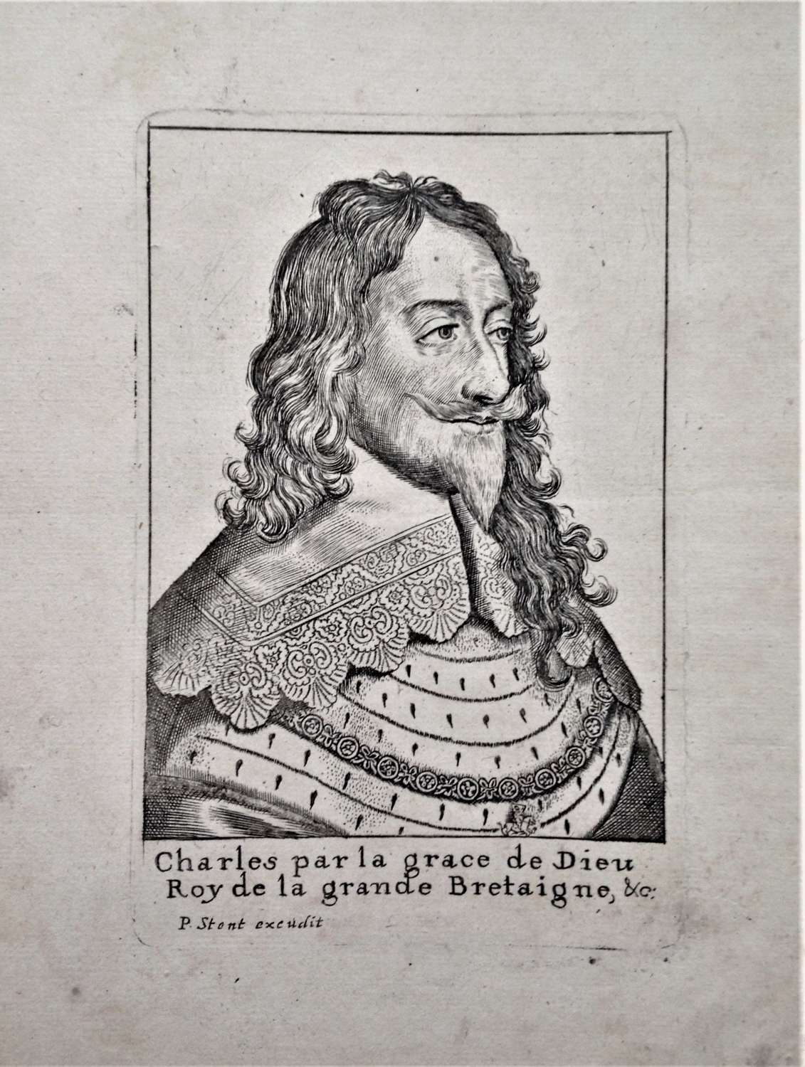 Peter Stent (1637-1665) after Wenceslaus Hollar (1607-1677)