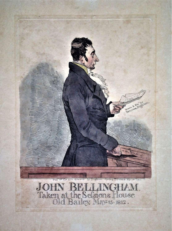 Dennis DIGHTON (1792-1827)