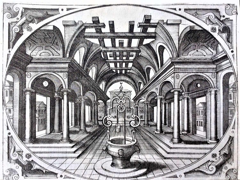 Hans Vredeman de Vries (1527 - 1606)