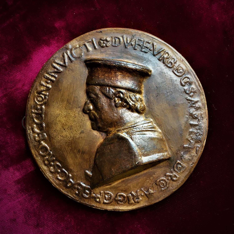 Federico da Montefeltro, Duke of Urbino, (1422-1482)
