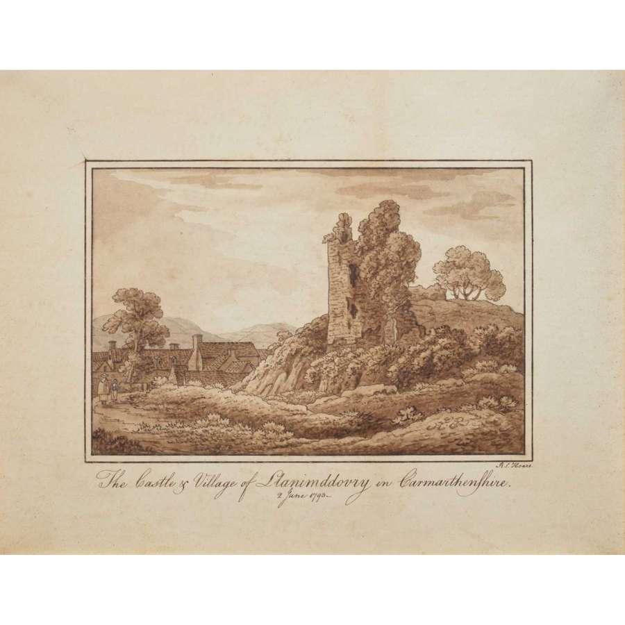 Sir Richard Colt HOARE, 2nd Bt., F.R.S. (1758-1838)