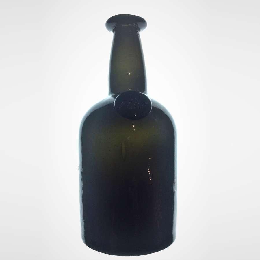 Antique 19th Century Hedges & Butler Sealed Bottle