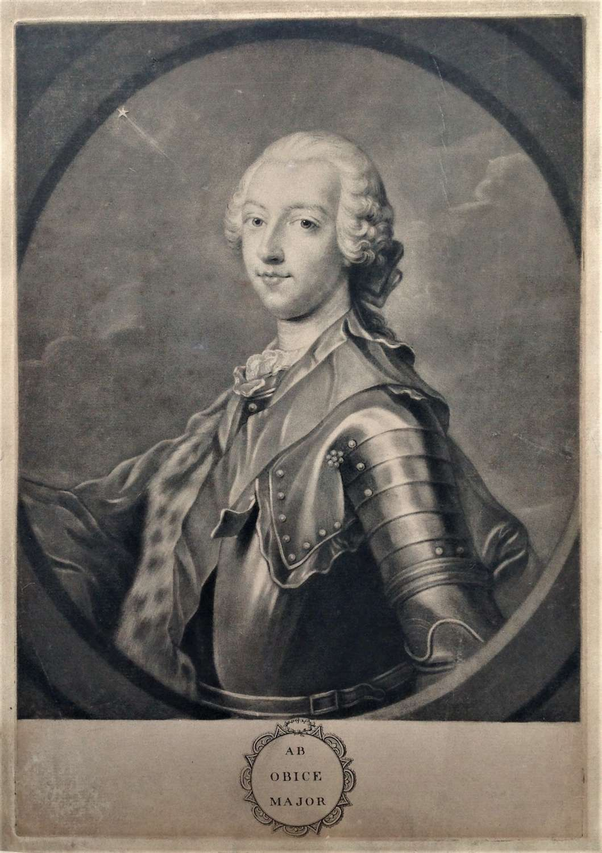 Prince Charles Edward Stuart (1720-88)