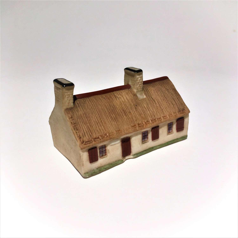 Robert Burns' Cottage, W.H. Goss, Stoke-on-Trent
