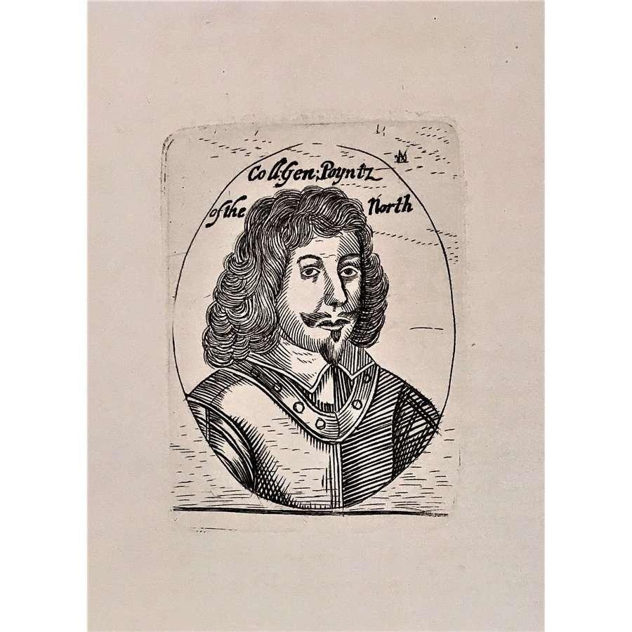 Colonel-General Sydenham Poyntz (1607-c.1663)