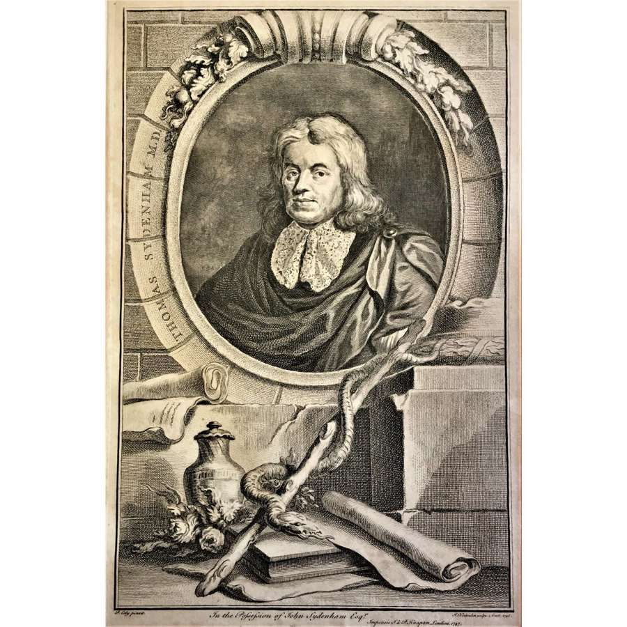 Thomas Sydenham M.D. (1624-1689)