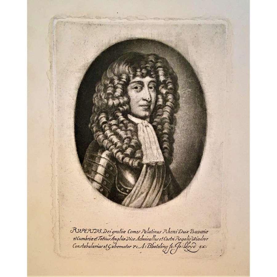 Prince Rupert of the Rhine (1619-1682)