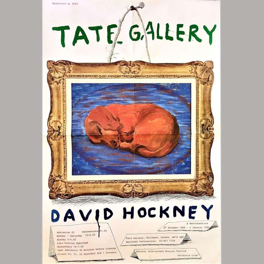 DavidHockney(British, b.1937),