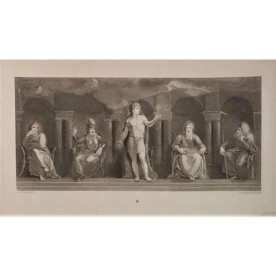 Francesco Bartolozzi (1728-1815) after Thomas Stothard (1755-1834)