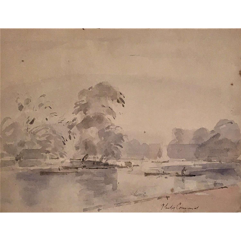 Philip Connard, C.V.O., R.A., R.W.S., N.E.A.C. (1875-1958)