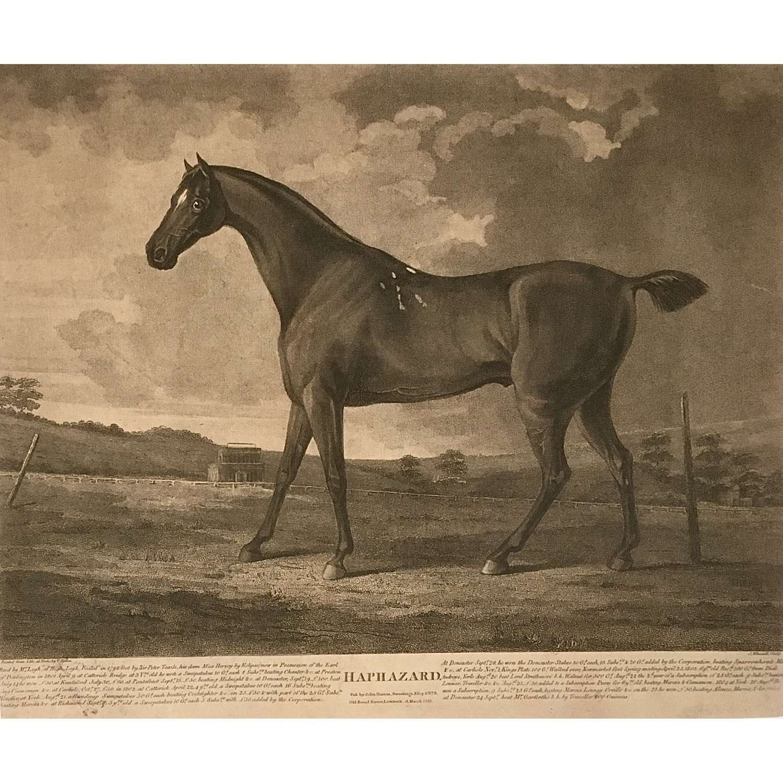 The Earl of Darlington's