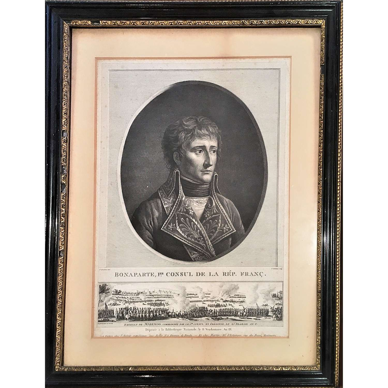 Napoleon Bonaparte portrait as First Consul, Circa 1803